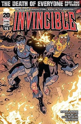 Invincible No.98