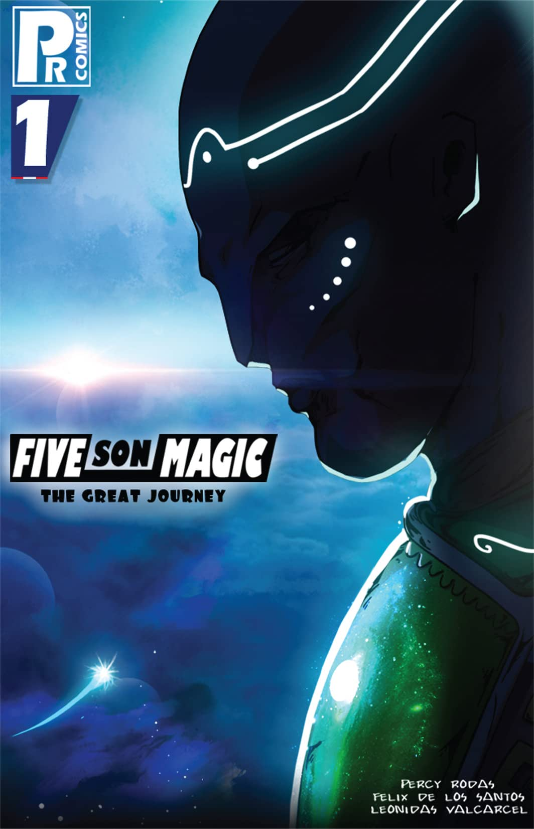 Five Son Magic #1