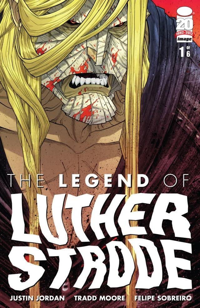 The Legend of Luther Strode #1 (of 6)