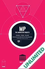 The Manhattan Projects #8