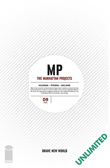The Manhattan Projects #9