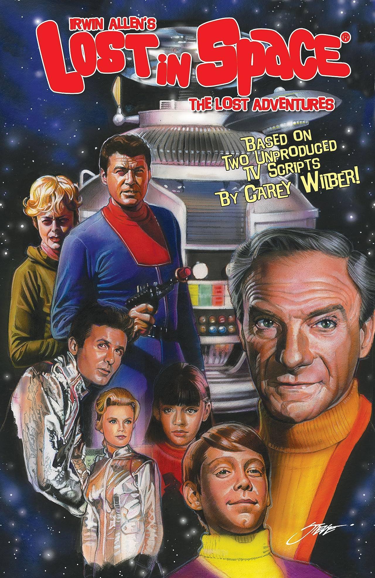 Irwin Allen's Lost In Space: The Lost Adventures #1
