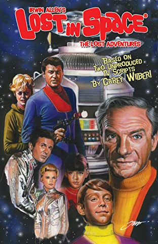 Irwin Allen's Lost In Space: The Lost Adventures #1