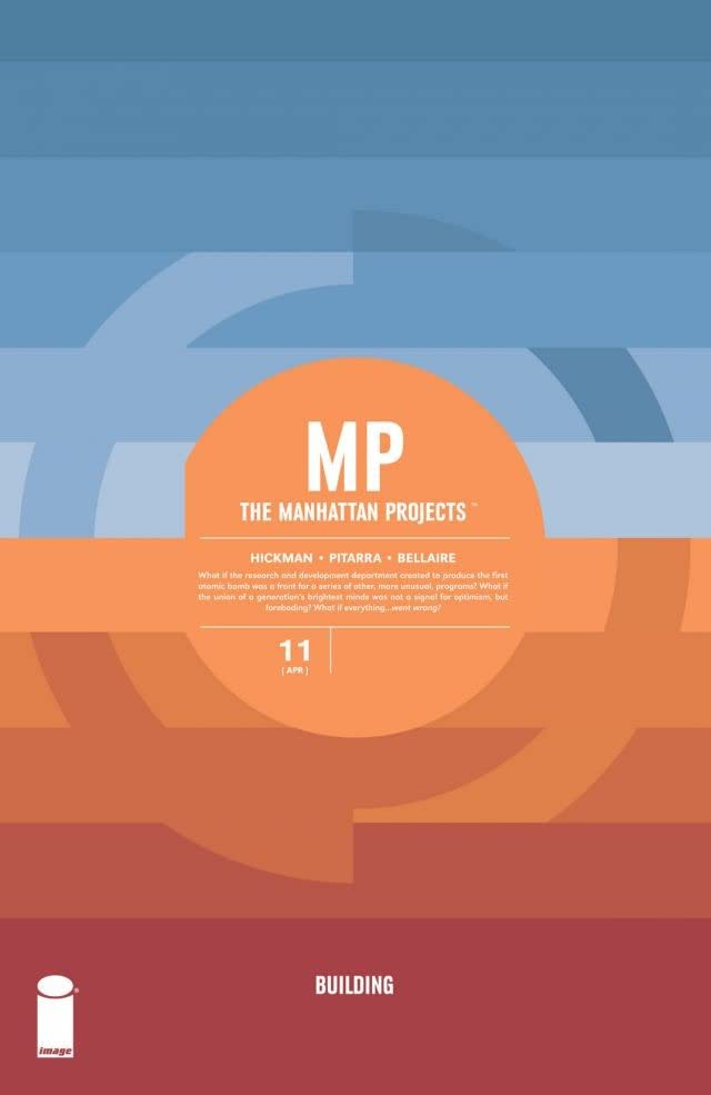 The Manhattan Projects #11