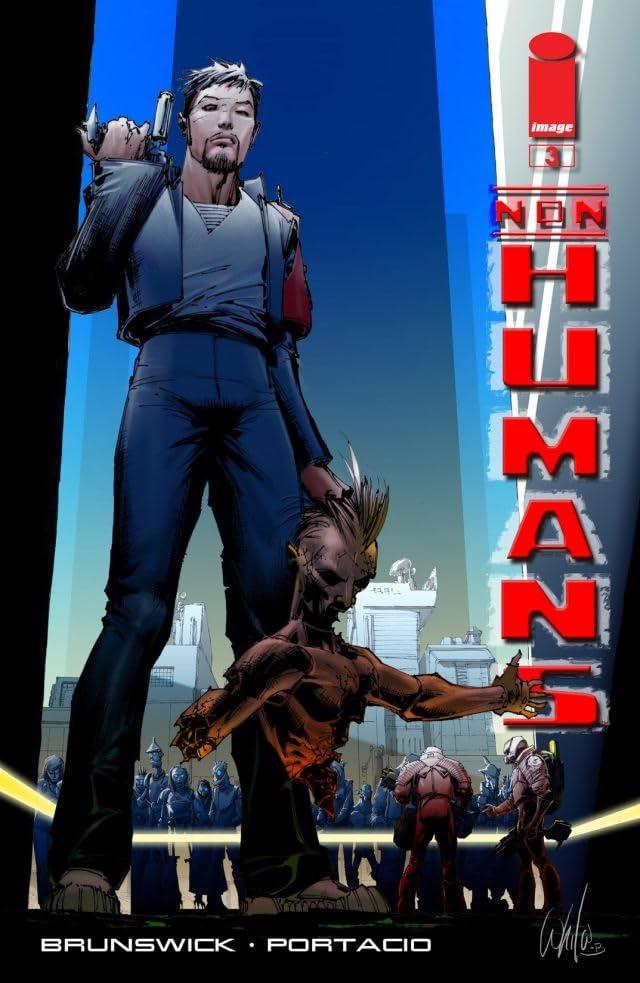 Non Humans #3