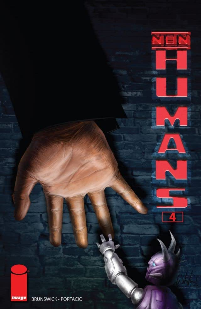 Non Humans #4 (of 4)