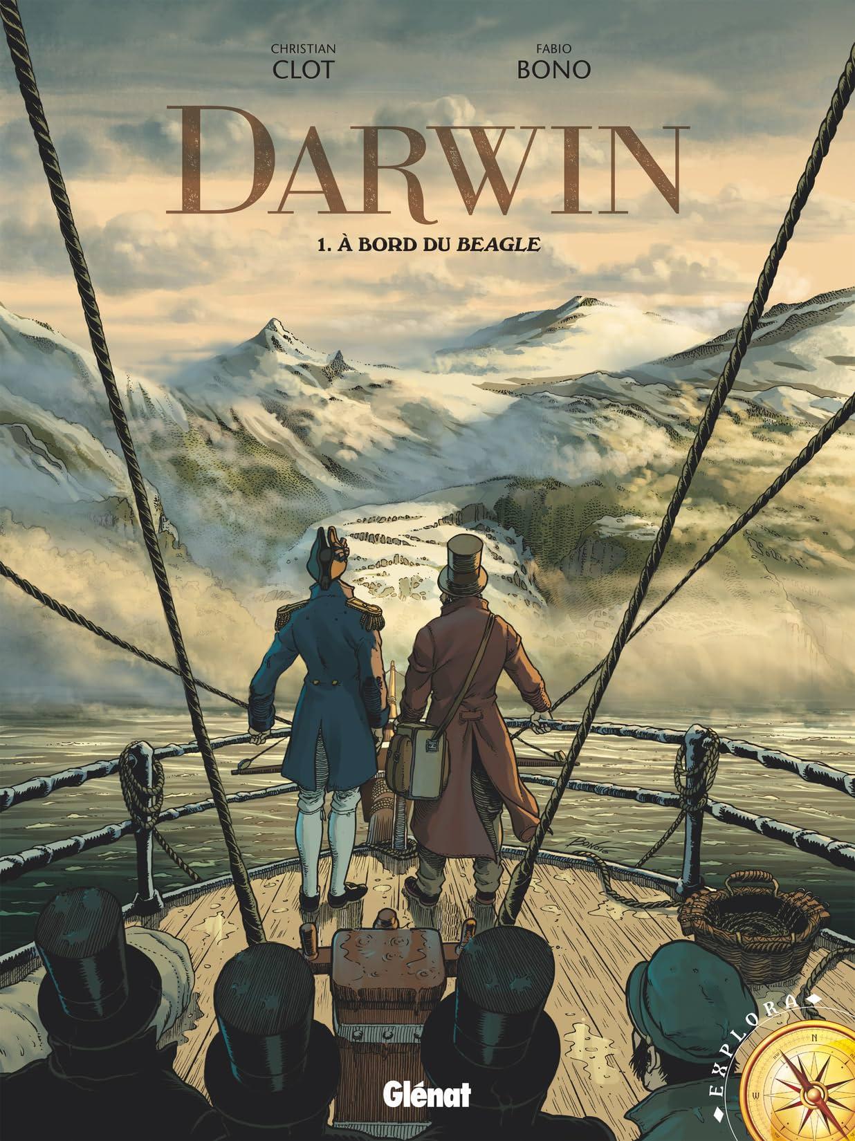 Darwin Vol. 1: A bord du Beagle