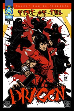 Fist of the Dragon #1