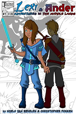 Lexi & Ander: Adventures in the Middle Lands #1
