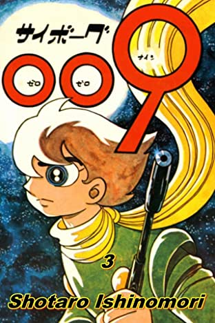 Cyborg 009 Tome 3: Preview