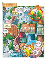 Geronimo Stilton Vol. 6: Who Stole the Mona Lisa? Preview