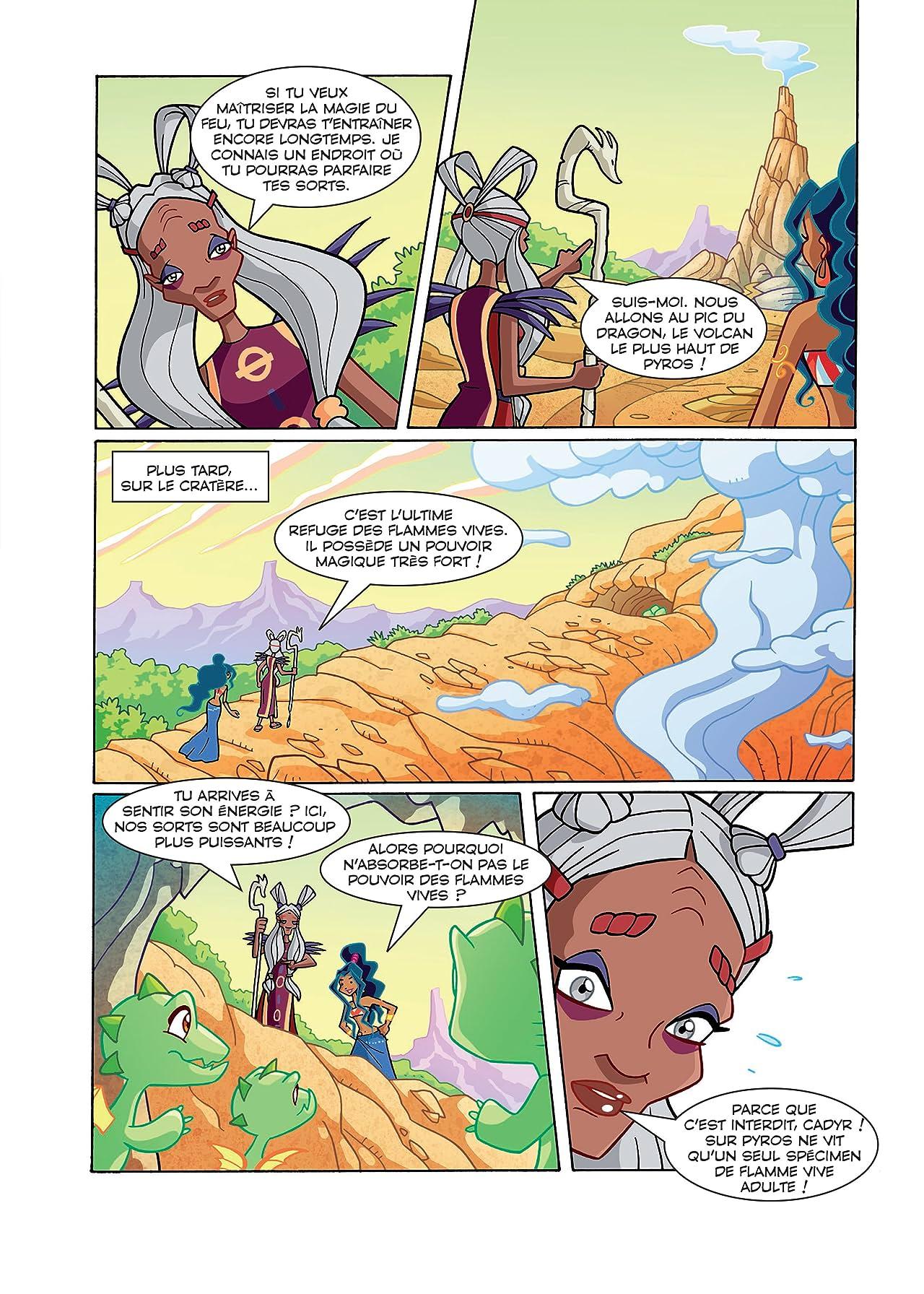 Winx Club #115: Le dernier Dragon de Pyros