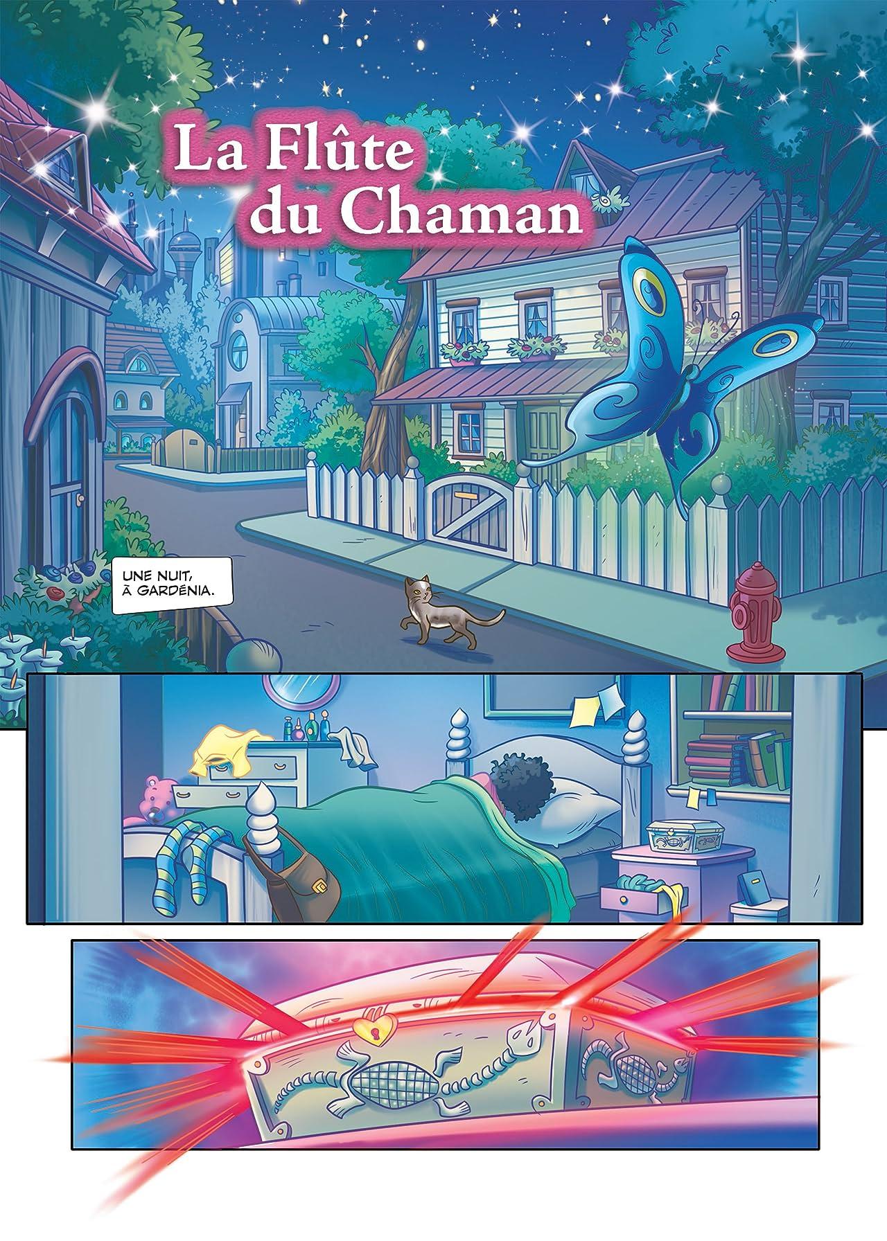 Winx Club #116: La flûte du Chaman