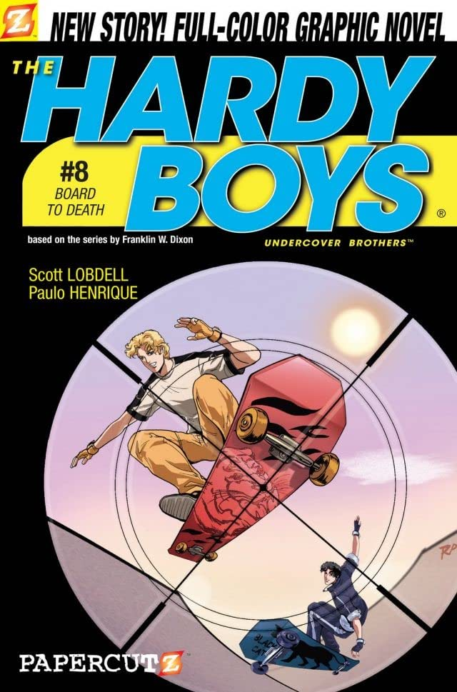 The Hardy Boys Vol. 8: Board to Death Preview