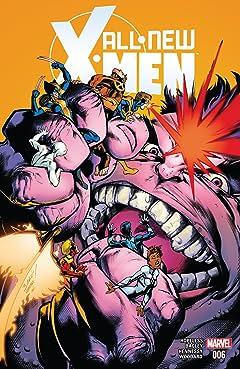 All-New X-Men (2015-2017) No.6