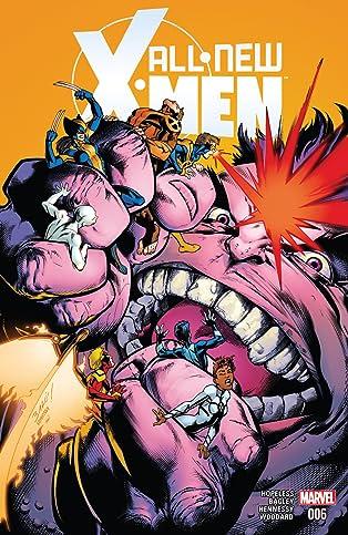 All-New X-Men (2015-2017) #6
