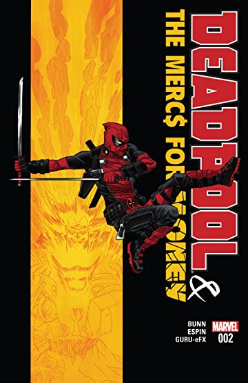 Deadpool & The Mercs For Money (2016) #2 (of 5)