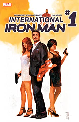 International Iron Man (2016) #1