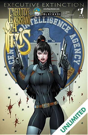 Executive Assistant: Iris Vol. 3 #1