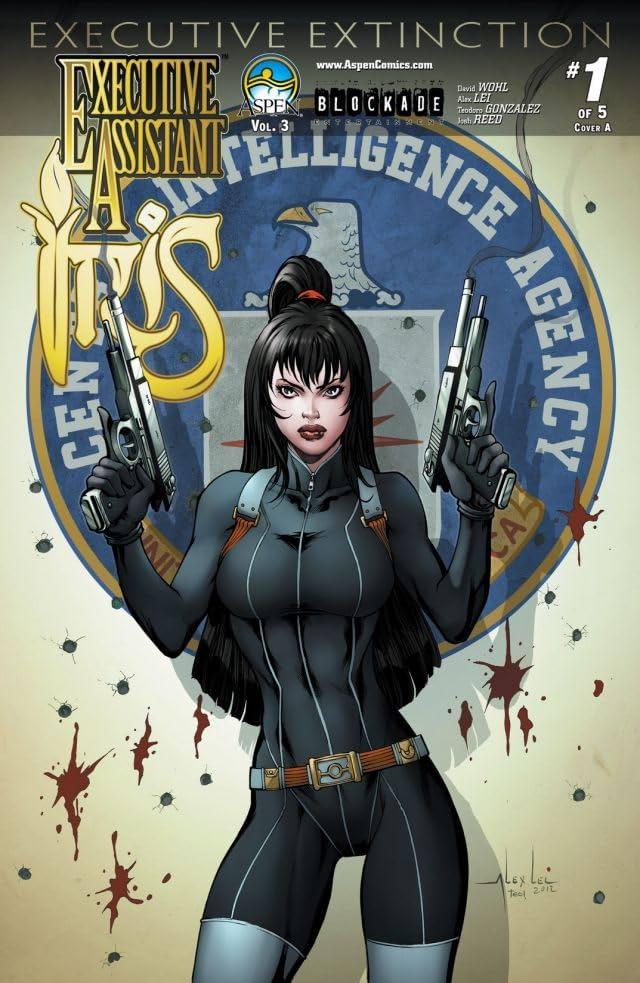 Executive Assistant Iris Vol. 3 #1