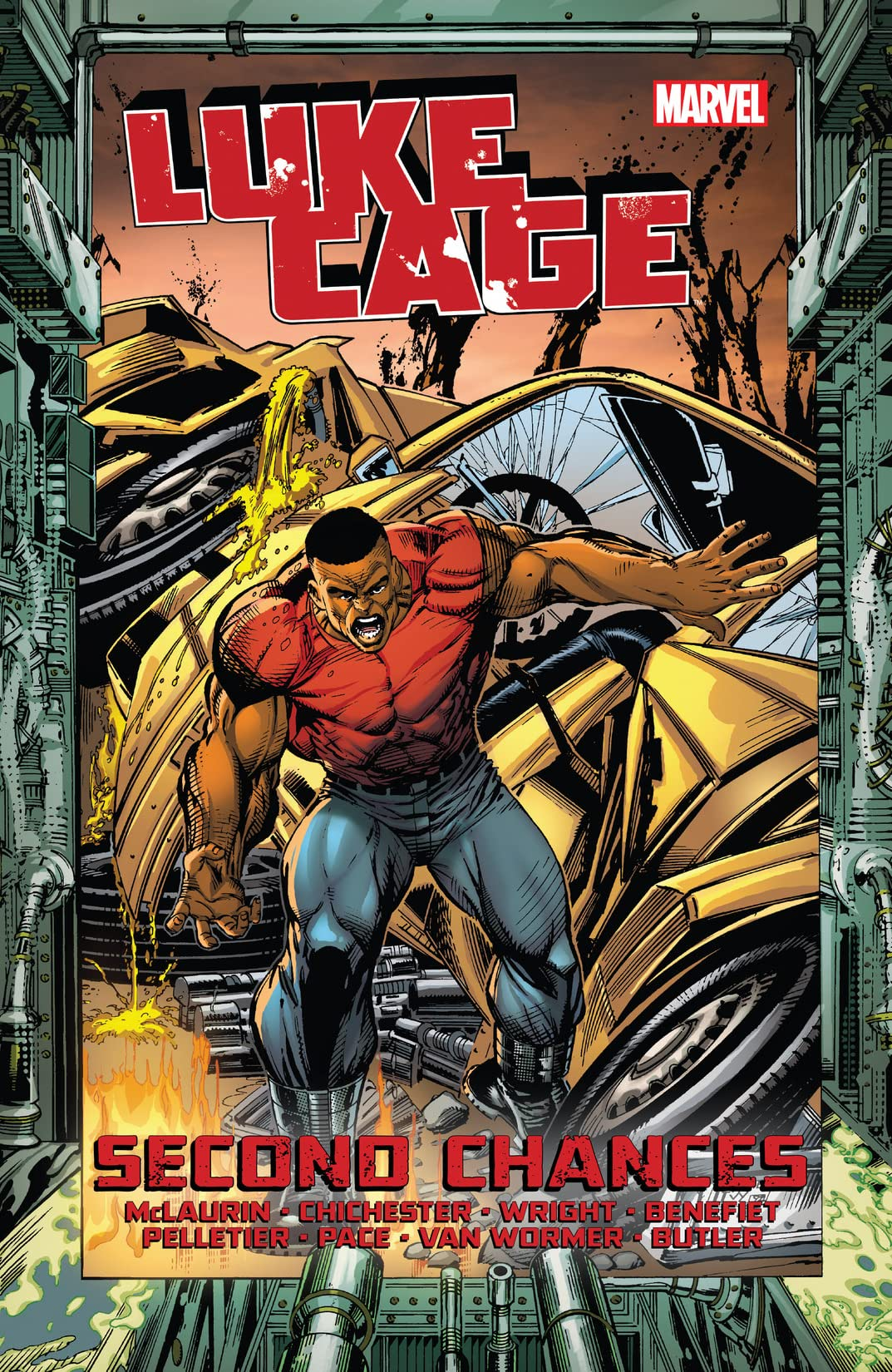 Luke Cage: Second Chances Vol. 2