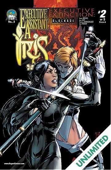 Executive Assistant: Iris Vol. 3 #2