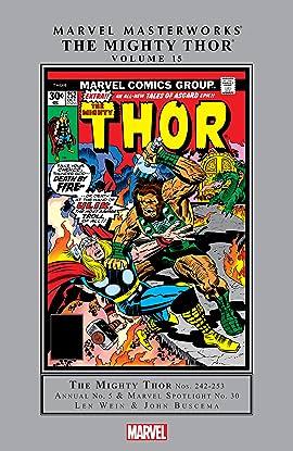 Thor Masterworks Vol. 15