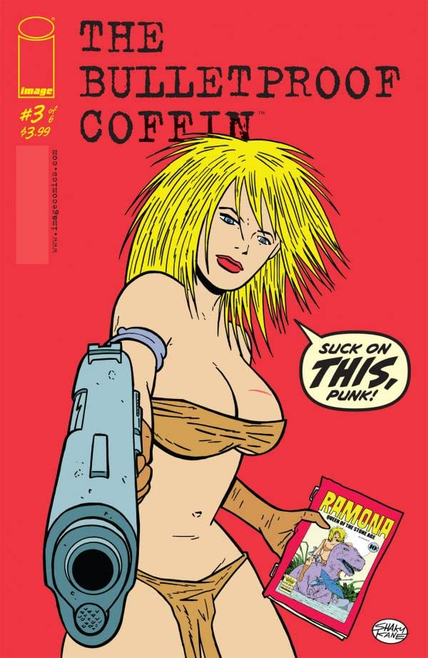 The Bulletproof Coffin #3
