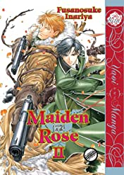 Maiden Rose Vol. 2: Preview