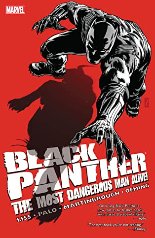 Black Panther: The Most Dangerous Man Alive - The Kingpin Of Wakanda