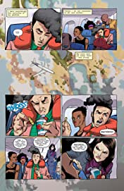 Dirk Gently's Holistic Detective Agency: A Spoon Too Short #2 (of 5)