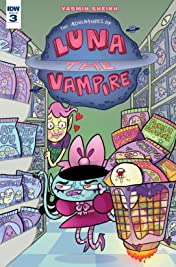 Luna the Vampire #3