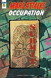 Mars Attacks: Occupation #1 (of 5)