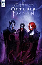 The October Faction #14