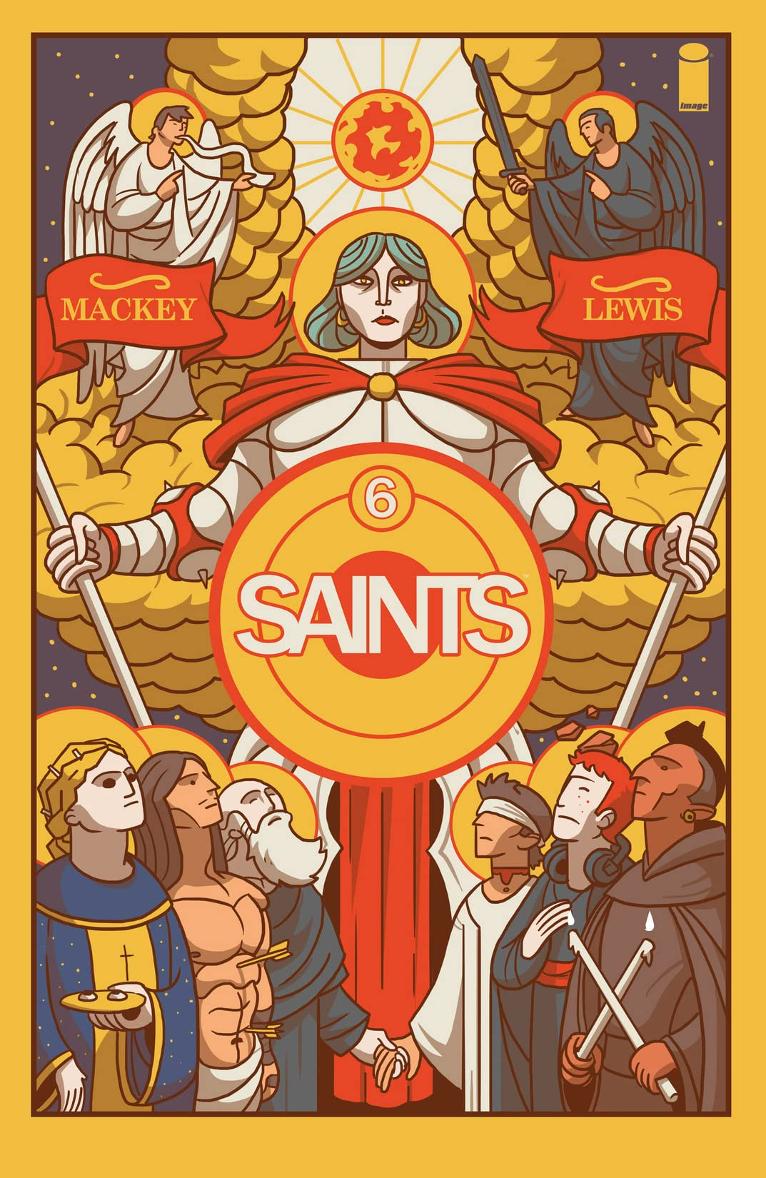 Saints #6