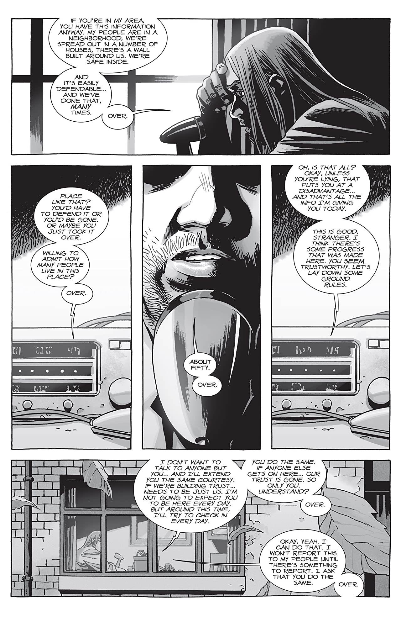 The Walking Dead #152