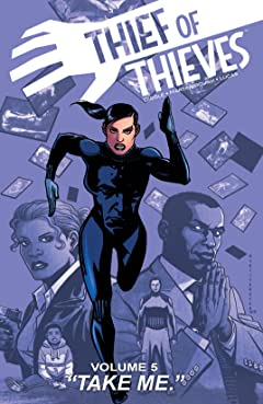 Thief of Thieves Vol. 5