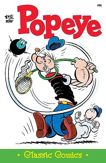Popeye Classics #44