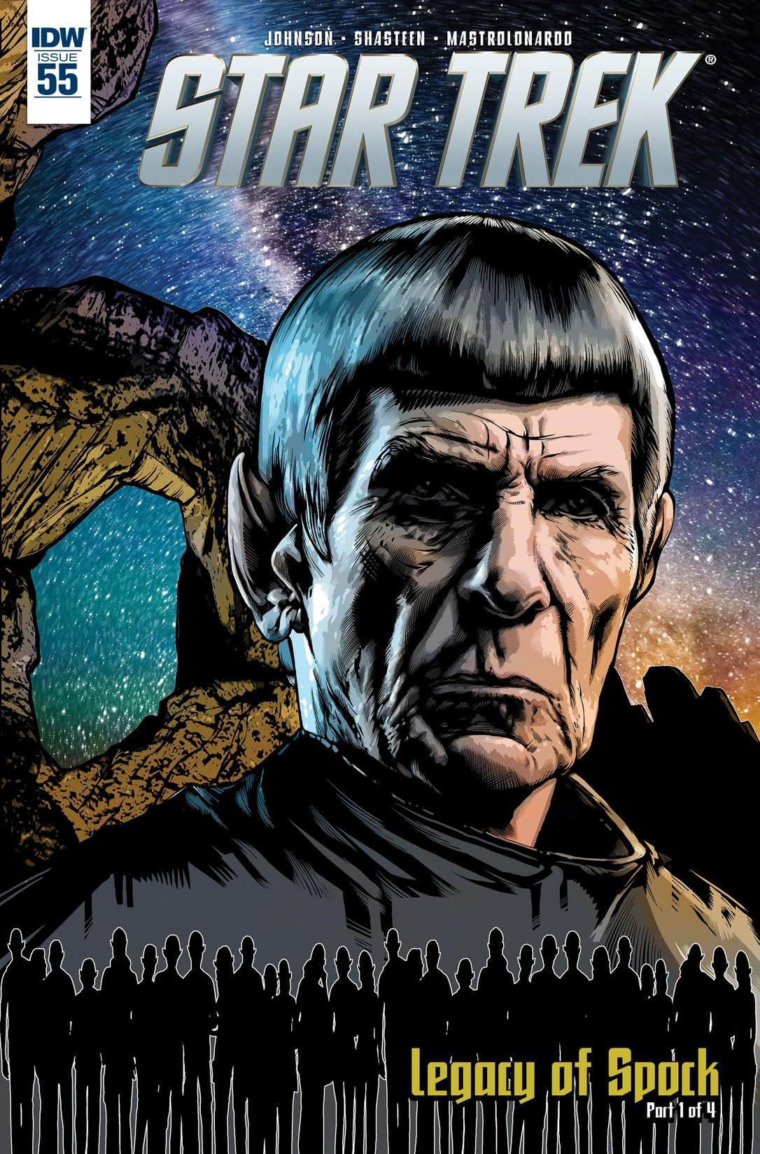 Star Trek (2011-2016) #55