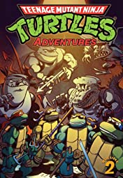 Teenage Mutant Ninja Turtles Adventures Vol. 2