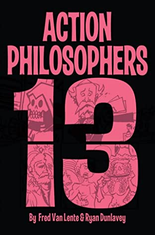 Action Philosophers #13: Digital Exclusive!