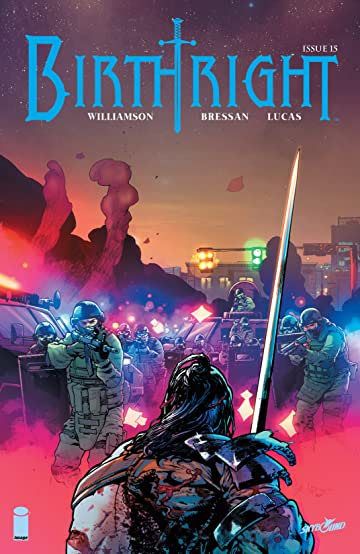 Birthright #15