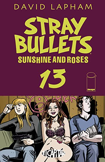 Stray Bullets: Sunshine & Roses #13