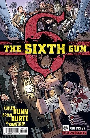 The Sixth Gun Vol. 4: Preview
