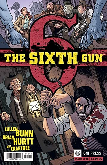 The Sixth Gun Vol. 4: Preview