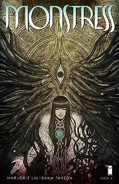 Monstress #4