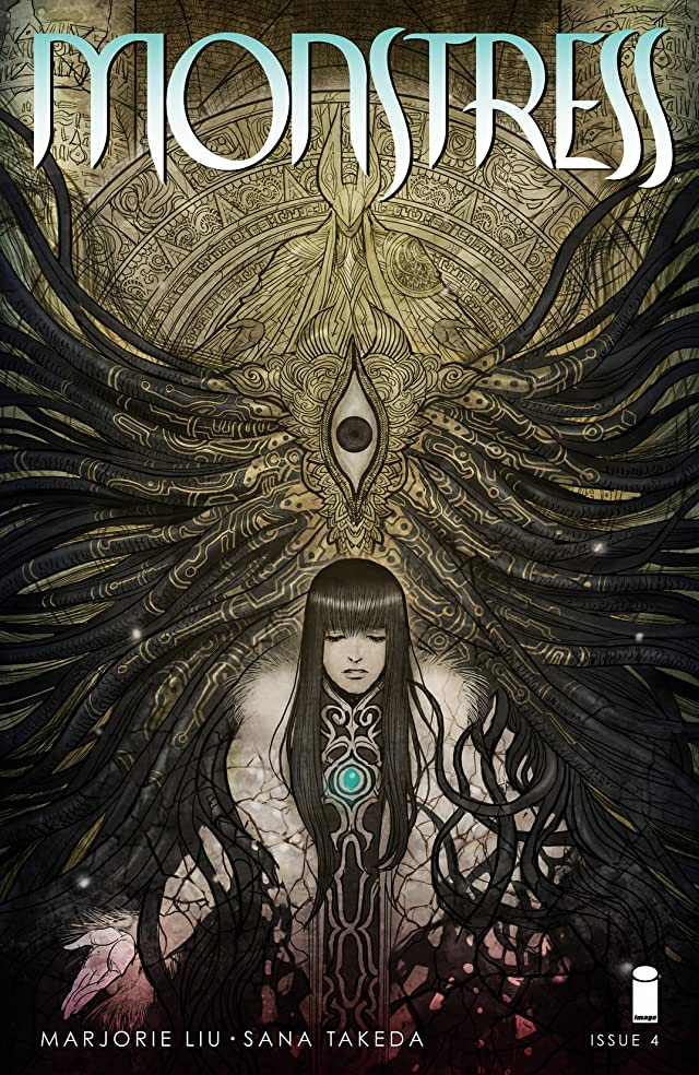 Monstress #4 Review