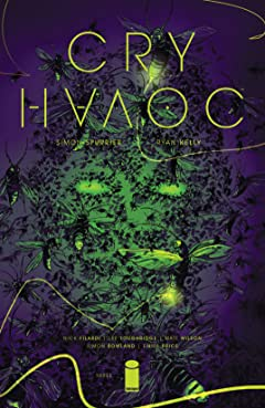 Cry Havoc #3