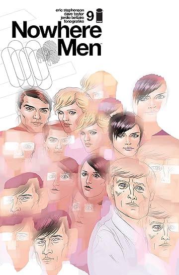 Nowhere Men #9