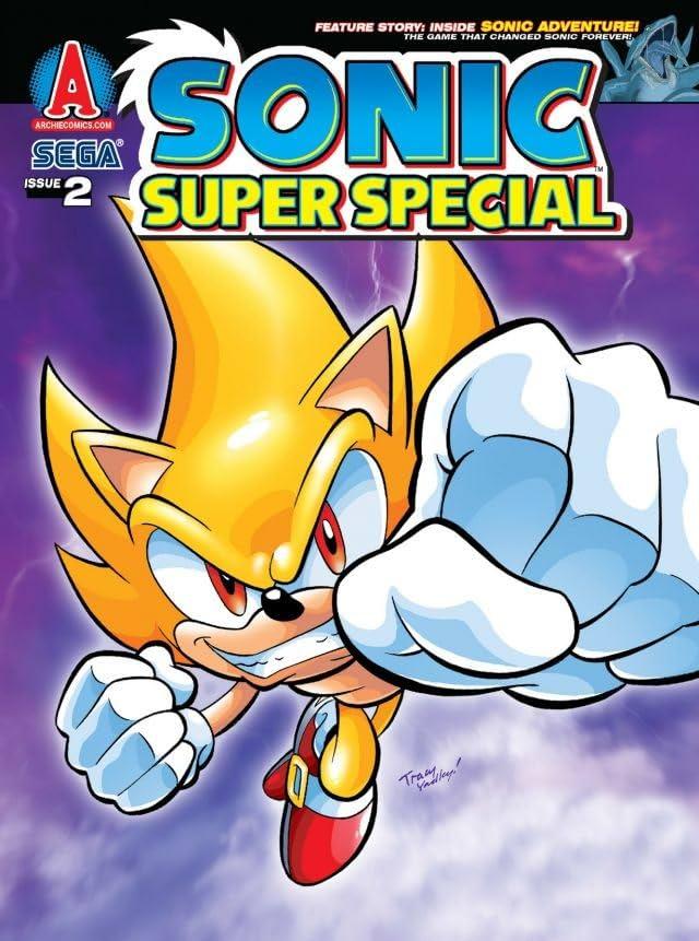 Sonic Super Special Magazine #2